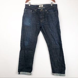 Naked & Famous Weirdguy Deep Indigo Selvedge